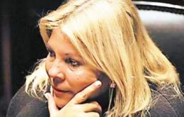 The head of the Observatory is lawmaker Lilita Carrió, a close ally of president Mauricio Macri and chairperson of the Lower House foreign affairs committee.