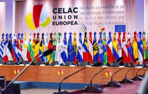 Celac commissioned the pro-tempore presidency to request UN Secretary General to renew good offices efforts in the dispute as decided by the General Assembly