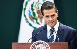 Peña Nieto announced that he had called off the 31 January trip after president Trump suggested he should do just that.