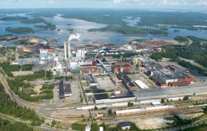 Finland's UPM has a pulp mill plant in Fray Bentos, a successful investment despite ongoing disputes with Argentina