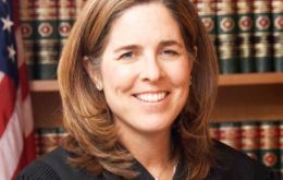 US District Judge Ann Donnelly ruling prevented the removal from US of people with approved refugee applications, valid visas, and others authorized to enter US