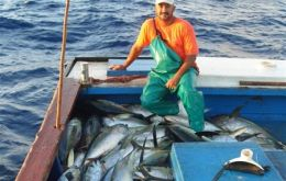 St Helena resources, on which many islanders depend, are constantly at risk of being overfished by foreign fishing vessels throughout the Atlantic Ocean.