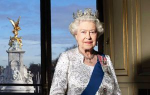 "In 2015 when the Queen became the longest-reigning monarch in British history, she admitted that the royal record was""not one to which I have ever aspired""."