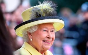The Queen is, at this stage, not due to be out and about on official engagements on the landmark day.