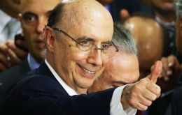 Finance Minister Henrique Meirelles said that 2016 result was better than expected and that Brazil should resume generating budget surpluses again