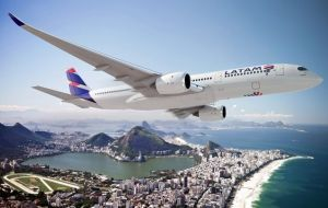 The main airline operating in Brazil is TAM, which merged with Santiago, Chile-based Latam Airlines Group SA to become Latin America's largest carrier.