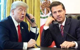 Associated Press and Mexican website, Aristegui Noticias, reported earlier that Trump had humiliated Peña Nieto during a phone call between the leaders