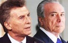 "The intention of Temer and Macri is to achieve a free trade zone for all Mercosur goods, and ""the sooner barriers are eliminated, it's the best possible scenario"""