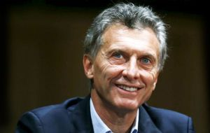 Macri is expected next Tuesday for a state visit. The presidents want to open Mercosur to third markets such as Japan, Korea, Canada and EFTA.