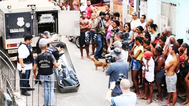 113 dead in Brazil state as police strike continues