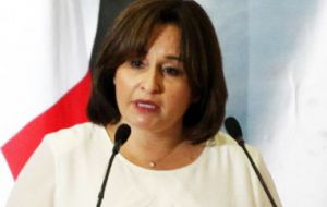 Panama's attorney general Kenia Porcell said that information seized in the raids is evidence of the firm's involvement in financial crimes and in bribing activities