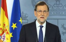 Rajoy said he was confident Britain and Spain would reach a deal to protect the rights of their respective citizens after Brexit. A million Britons are living in Spain