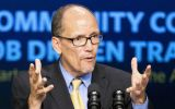 """By getting back to basics, we can turn the Democratic Party around, take the fight to Donald Trump, and win elections from school board to the Senate"", said Perez"