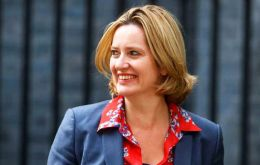 Home Secretary Amber Rudd had sought to reassure members that EU nationals' status would be a priority once Brexit talks begin.