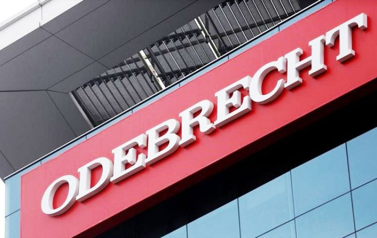 Colombia's prosecution office reported there is evidence to suggest Odebrecht paid bribes: allegedly it handed US$6.5 million to a former transportation vice minister