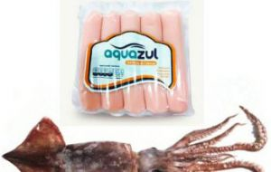 Under the name Aquazul, this competitive product in quality and price in premium line sausages is ideal for people with a special diet for children and gourmet market.