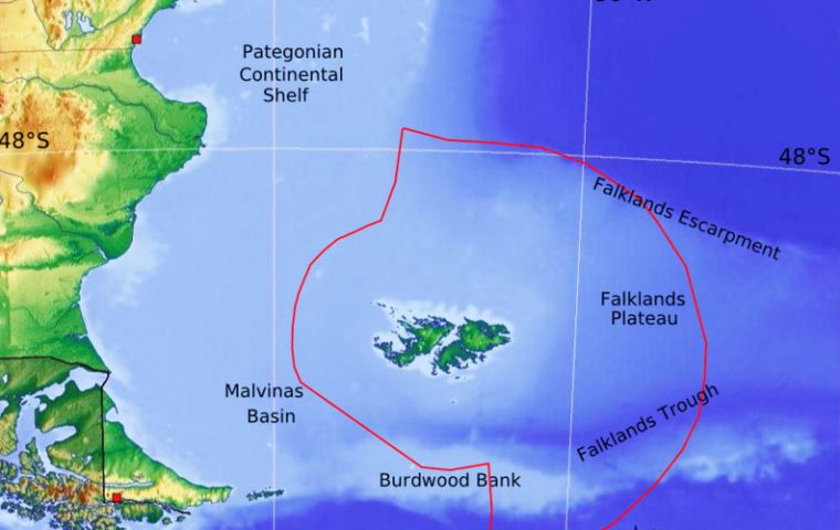 The zone had a 160-nauticalmile radius and on February first, 1987 the Falkland Islands Fisheries (Conservation and Management) Ordinance came in to effect.