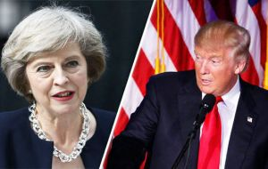 Trump and PM May agreed to postpone the trip during a phone call two weeks ago until controversy abates