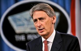 Hammond made it clear he wanted to ensure the country had enough resources in reserve to cope with any Brexit turbulence over the next two years.