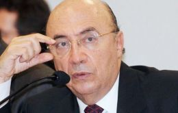 Meirelles said that Brazil could raise taxes or further cut spending if necessary, since there was no chance of revising the 143.1bn Reais primary deficit goal