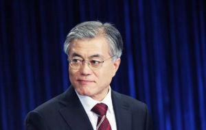 The country must now hold an election within two months to choose Park's successor. Liberal Moon Jae-in, enjoys a comfortable lead in opinion surveys.