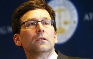 Washington state Attorney General Bob Ferguson said New York state also asked to join his state's legal effort.