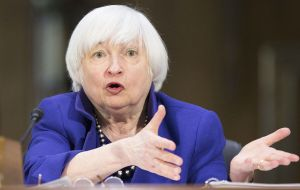 The positive employment figures back up a recent flurry of improving economic data, assuring that FOMC, chaired by Yellen will lift interest rates on Wednesday.