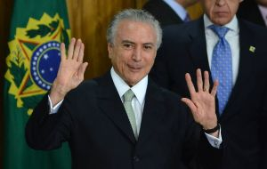 The new investigations will be a test for Temer as he strives to pull Latin America's largest nation from its worst recession in more than a century.