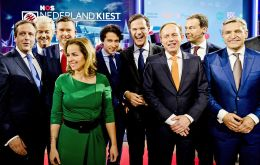 Rutte's party won 32 seats in the 150-member legislature, 13 more than Wilders' party, which took third place with 19 seats. The Christian Democrats claimed 20.