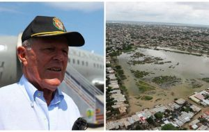 President Pedro Pablo Kuczynski said that authorities are prepared to provide shelter and relief to those left homeless.