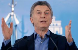 Macri revamped the stats agency which was widely viewed as manipulating economic data under the populist rule of ex president Cristina Fernandez.