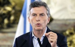 President Mauricio Macri's administration is hoping an economic recovery ahead of midterm elections in October can boost flagging approval ratings.