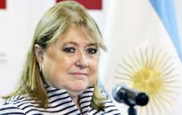 Argentine foreign minister Susana Malcorra underlined that route approval does not mean flight approval