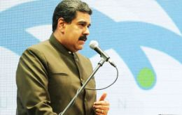 ``I've asked for support from the United Nations to help treat the economic and social injuries that have hit our people,'' Maduro said on national television