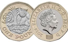 The new UK £1 coin will be introduced in the UK on 28 March, 2017.