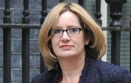 Rudd appealed for help from the owners of encrypted messaging apps such as Facebook's WhatsApp, backing away from seeking to introduce new legislation.