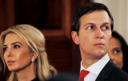 Kushner admitted meeting the Russian ambassador last December and only on Monday did it emerge that executives of a Russian state bank had talks with him