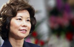 Chao's comments were the most detailed timetable about its plans to unveil a plan to modernize U.S. roads, bridges, airports, electrical grid and water systems.