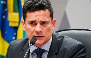 His case was instead sent to crusading anti-corruption judge Sergio Moro, who has been the driving force behind Brazil's fight against graft.