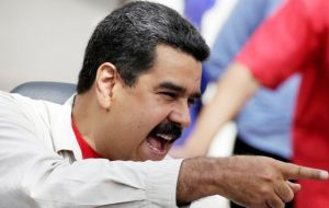 """Maduro is now the National Assembly,'' assembly leader Julio Borges said.""It's one thing to try to build a dictatorship and another to complete the circuit."""