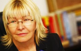 "Loyalist Luisa Ortega said it was her ""unavoidable historical duty'' as top judicial authority to denounce what she called a ""rupture'' of the constitutional order."