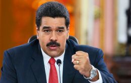"""This controversy is over,"" Maduro said just after midnight to a specially convened state defense security committee that ordered the top court to reconsider."