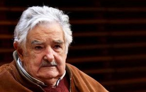 Mujica argued that democracy as such is questioned not only in Venezuela, but in the whole world