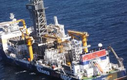 Esso Exploration and Production Guyana Ltd. commenced drilling the Snoek well on Feb 22, and was safely drilled to 5,175 meters in 1,563 meters of water 18 March