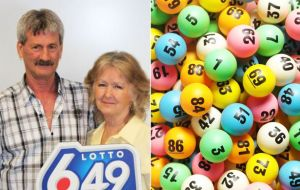 """Family comes first,"" Mrs. Fink told the provincial lottery organizers. ""We want to make sure that our daughters and our grandkids are looked after."""
