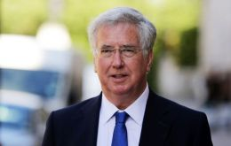 "British Defense Secretary Michael Fallon criticized Russia's support of Assad, describing the chemical attack as a war crime that happened ""on their watch""."