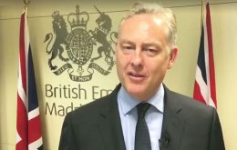 "Ambassador Manley said ""there was nothing new on Gibraltar"". The position of Gibraltar, he added, was also ""very clear"" in its rejection of joint-sovereignty."