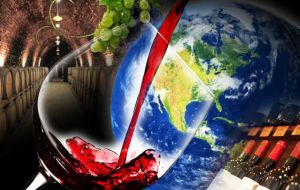 Last year, Chile, the world's fourth largest wine exporter, saw a 4.8% increase in wine exports by the liter, bringing in some US$ 1.35 billion in revenue