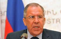 Foreign Minister Sergei Lavrov said the circumstances surrounding the chemical attack in Khan Sheikhoun that killed more than 80 people were still not clear.
