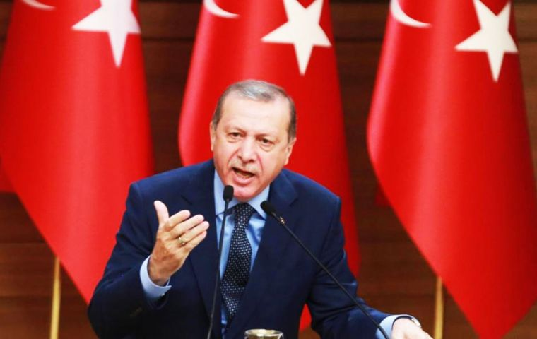 Erdogan said 25 million people had supported the proposal, which will replace Turkey's parliamentary system with an all-powerful presidency